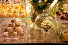 Flores e decoração: Bothanica Paulista Event Management, Tea Party, Table Decorations, Breakfast, Sweet, Wedding, Tabletop, Food, Ideas