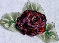 Prom Corsage Wrist corsage prom Wedding Corsage by vonlarae