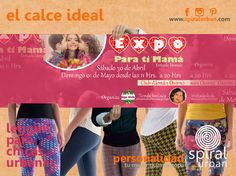Este sábado 30 estaremos presentes en la 7ma #ExpoModa para ti Mamá para compartir con nuestras amigas de la zona, Osorno y alrededores..en el Club Alemán de Osorno este Sábado 30 de abril y Domingo 1ro de mayo.  Tu Calce Ideal   #Personalidad tu mejor guardarropa ❤️❤️❤️ #Leggings #Temuco #Moda #Fashion #ElCalceIdeal #FotoDelDía #MiEstilo #SoyÚnica #Chile #QueMePongo #ModaChile #FashionBlogger #Coolhunting #MyStyle #IamUnique #ExpoParaTiMamá #Osorno