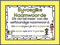 "Képtalálat a következőre: ""byvoeglike naamwoorde examples"" Quotes Dream, Life Quotes Love, Quotes Quotes, Robert Kiyosaki, Education Humor, Kids Education, Napoleon Hill, Tony Robbins, Afrikaans Language"