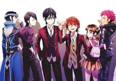 Kk Project, Return Of Kings, Anime People, Computer Wallpaper, I Love Anime, Anime Shows, Cute Boys, Anime Characters, Red And Blue