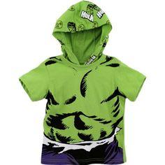 The Hulk Toddler Green Hooded T-Shirt 7M6786 (2T) Marvel http://www.amazon.com/dp/B00I3IBEWO/ref=cm_sw_r_pi_dp_Hx74tb1G94ZAB