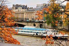 PARIS - The Seine - fuievouvoltar.com