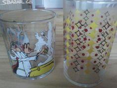 Prodám 2 různé sklenice - obrázek číslo 1