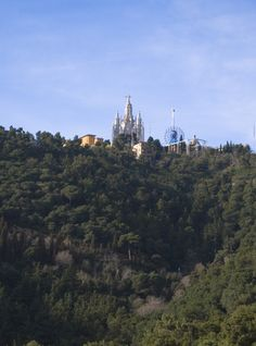 10 Things To Do in Barcelona: Look Down on the City from Tibidabo