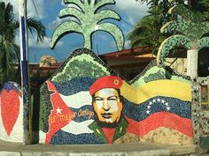 """A closer look at the mosaic art of José Rodríguez Fuster, the native Cuban artist often referred to as the """"Picasso of the Caribbean."""""""