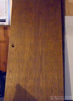 $100 Wooden Countertops Tutorial