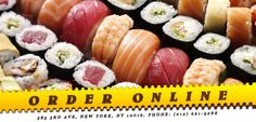 Hiroshi Sushi - New York - NY - 10016 - Menu - Asian Fusion, Japanese, Sushi - Online Food Delivery Catering in New York