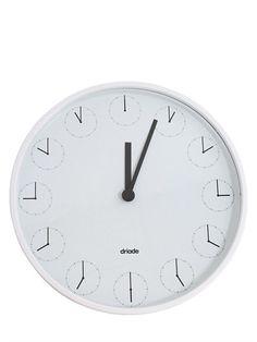 DRIADE - CLOCK IN CLOCK BY NENDO