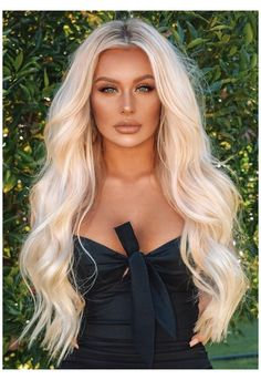 Medium Ash Blonde Hair, Beauté Blonde, Blond Ombre, Blonde Hair Looks, Light Blonde Hair, Honey Blonde Hair, Strawberry Blonde Hair, Platinum Blonde Hair, Blonde Highlights