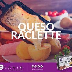 El queso raclette es de origen suizo proveniente del cantón del Valais hecho a base de leche cruda de vaca   http://ow.ly/10D3hY
