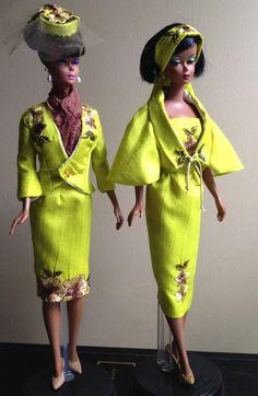 My fashions look great on Silkstone Dolls too! (just bragging!)
