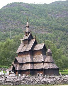 Medieval Stave church