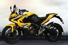 Bajaj Pulsar RS 200 Custom Motorcycles, Cars And Motorcycles, Bajaj Motos, Product Launch, Bike, Vehicles, Classic, Dj, Swag