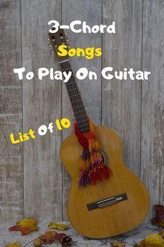 Easy Guitar Songs, Guitar Chords For Songs, Music Guitar, Playing Guitar, Music Chords, Easy Guitar Tabs, Guitar Diy, Learning Guitar, Blues Guitar Lessons