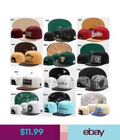 c5333436337 Hats Hip Hop Men Women Cayler Sons Snapback Adjustable Baseball Hat Bboy Dj  Club Cap  ebay  Fashion