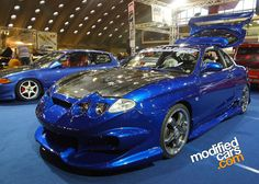 Hyundai Tiburon Wide Body Kit Dream Machines Pinterest