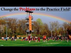 A New Way To Deal With Problems - Turn the Problem into the Practice Field!