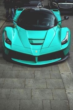 This color from Ferrari