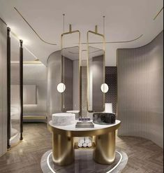 Modern Master Bathroom, Modern Bathroom Design, Bathroom Interior Design, Home Interior, Interior Livingroom, Bathroom Design Software, Restroom Design, Toilet Design, Luxury Bath