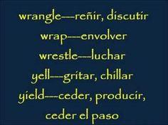 CLASES DE INGLES BASICO #47. VERBOS INGLES 7