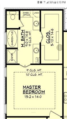 Image Result For Master Suite Floor Plans Master Bedroom Plans Master Bedroom Layout Master Suite Layout