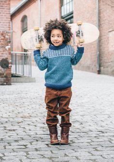 Sweater Sandnes garn