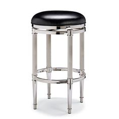 "Birmingham Backless Bar-height Stool (30""H seat)"