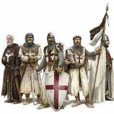 Sa Defenza: Benjamin Fulford: I cavalieri templari ricondotti . Crusader Knight, Knight Armor, Medieval Knight, Medieval Armor, Knights Templar Symbols, Marshmello Wallpapers, Soldier Drawing, Knights Hospitaller, Military Figures