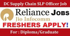 Operations is the strong backbone that ensures flawless delivery of the services to the users. At Reliance Jio weare looking at prospects with gogetter attitude, Cost and time conscious, Process oriented & good negotiator, Function/Business Area :Operations Location :Hyderabad Education...