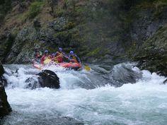 Rafting the Rangitiki