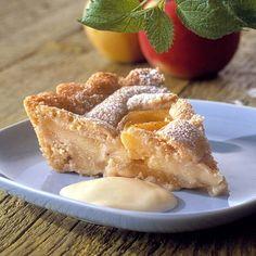 Helppo omenapiirakka - Reseptejä