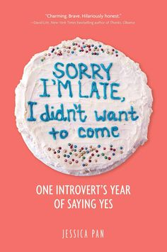 An introvert spends a year trying to live like an extrovert with hilarious results and advice for readers along the way. Good Books, Books To Read, My Books, Talk To Strangers, Free Pdf Books, Free Reading, Reading Lists, Reading Books, Bedtime Reading