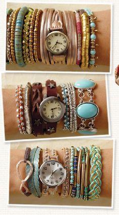 bracelet watches