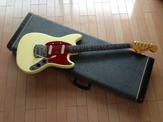 '64 Fender Mustang First Year