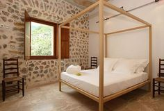 camp puravida mallorca | The Program Camping, Bed, House, Furniture, Home Decor, Glass, Pura Vida, Majorca, Campsite