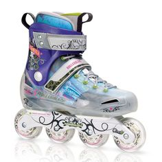 Designer Clothes, Shoes & Bags for Women Roller Derby, Roller Skating, Shops, Inline Skating, Skates, Looks Cool, Ball Dresses, Converse Chuck Taylor, Fitness
