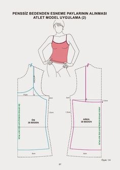 modelist kitapları: Underwear patterns book