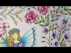 ROMANTIC COUNTRY - the second tale - KOH I NOOR polycolor - part 2 - YouTube