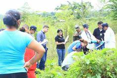 El cuerpo decapitado y sin extremidades de una mujer fue encontrado la mañana de este jueves,  en unos matorrales de la urbanización Reparto Torres, del municipio Villa Hermosa, provincia La