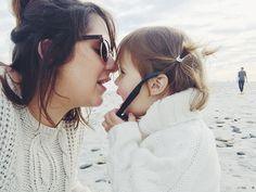 My wish for my daughter | mother and daughter | family photos at the beach