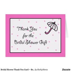 679 best bridal shower thank you cards images on pinterest girls