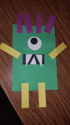 Rectangle monster craft