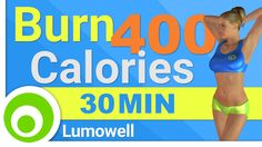 Exercise training to burn 400 calories in 30 minutes without equipment, Effective workout to lose weight and tone your body at home. ⦿ Calorie Burn: up to 40...