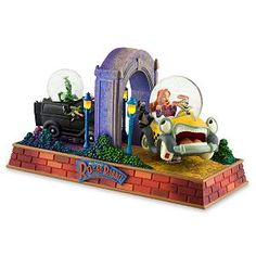 Who Framed Roger Rabbit 20th Anniversary Snowglobe