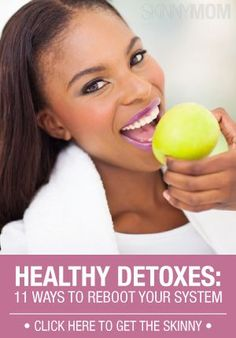 Healthy Detoxes: 11 Ways to Reboot Your System Health Tips, Health And Wellness, Health And Beauty, Health Fitness, Fitness Life, Fitness Motivation, Healthy Cooking, Get Healthy, Healthy Habits