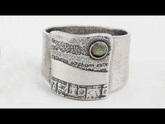 Cool Tools: EZ960™ Sterling Mens Ring by Lisel Crowley