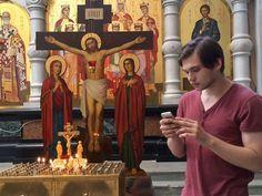 Youtuber russo é preso por jogar Pokémon Go em uma igreja
