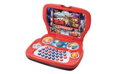 VTECH Cars 2 Team Lightning McQueen Laptop Join Lightning McQueen and his friends in a race to learn with the Cars 2 Team Lightning McQueen Laptop.Learn about letters, words, numbers, colours, shapes and everyday objects with this fantastic le http://www.comparestoreprices.co.uk/educational-toys/vtech-cars-2-team-lightning-mcqueen-laptop.asp