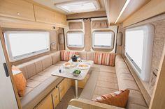 CUB Van Conversion, Camper Conversions - Vantage Motorhomes